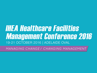 Ecas4 will be exhibiting at the IHEA Healthcare Facilities Management Conference 2016