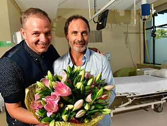 Water purification system used to kill bateria in flowers helps Adelaide hospital virtually wipe out legionella