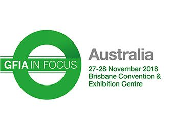 Ecas4 will be exhibiting at GFIA in Focus Australia 2018