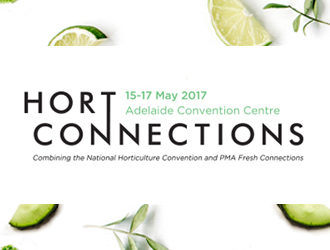 Ecas4 will be exhibiting at Hort Connections 2017