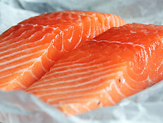 Ecas4 treatment significantly extends the shelf life of fish fillets
